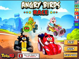 Games Angry Birds Race