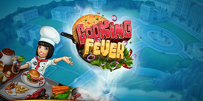 Play Cooking Fever to become a Great Chef